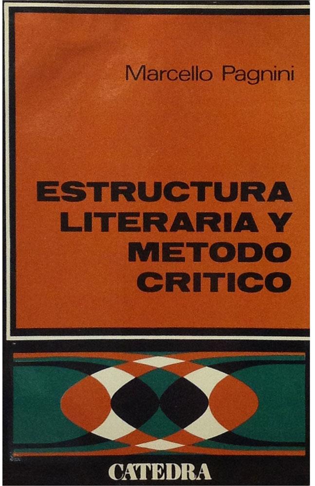 Estructura Literaria Y Método Crítico Girol Books