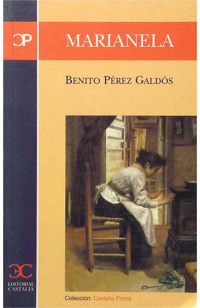 a book analysis of marianela by benito perez galdos